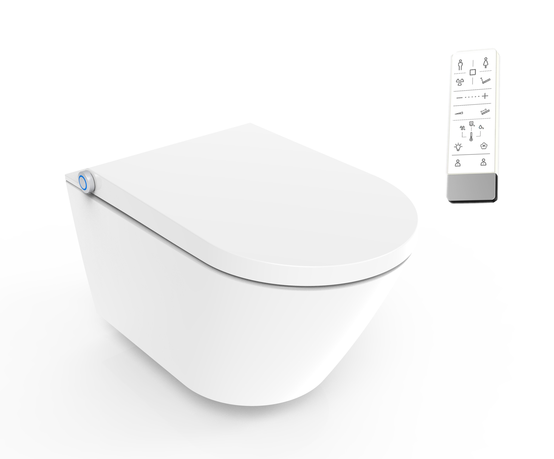 EASY-BID Pro fali okos WC - fehér