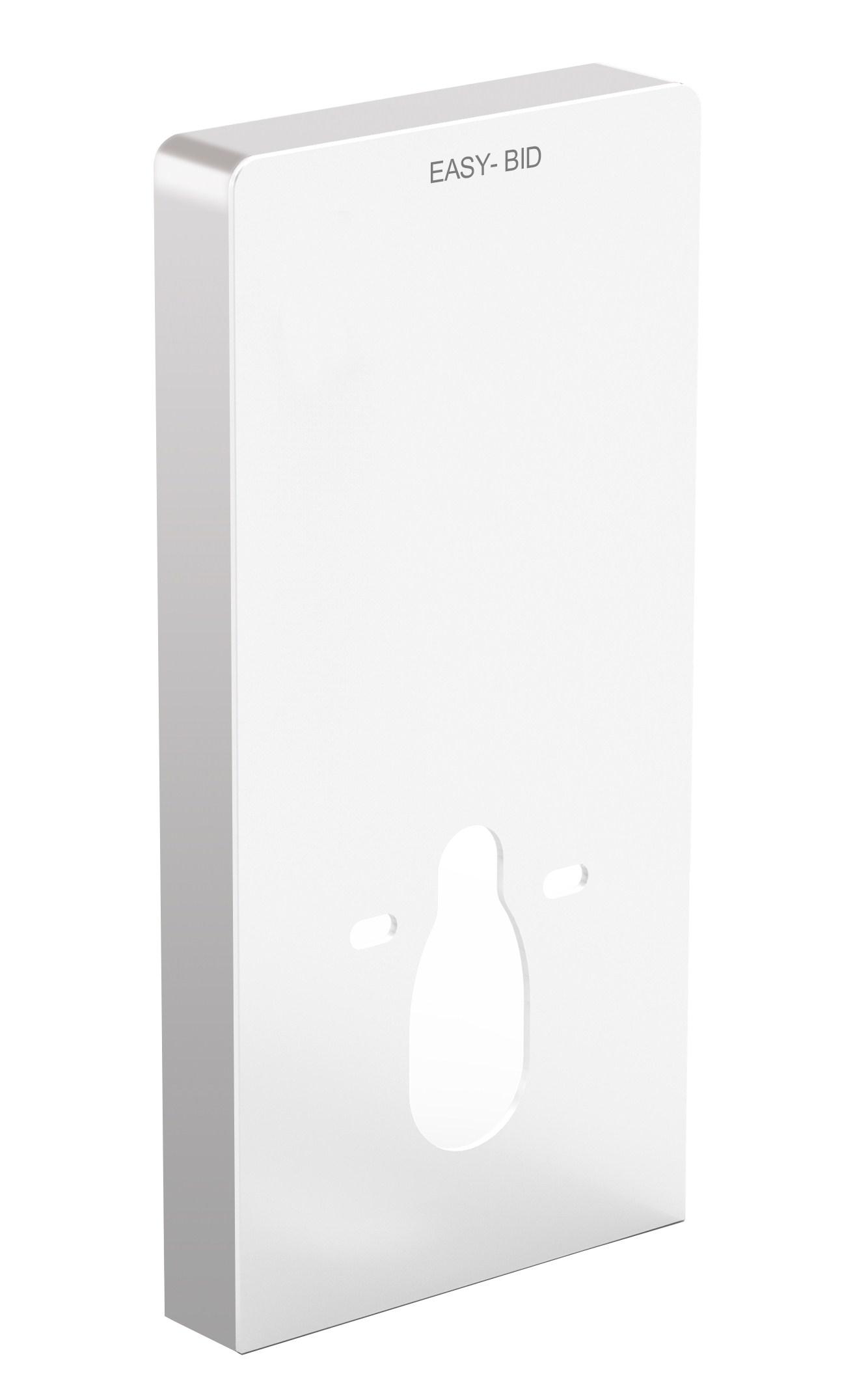 WC tartály - szenzoros - fehér