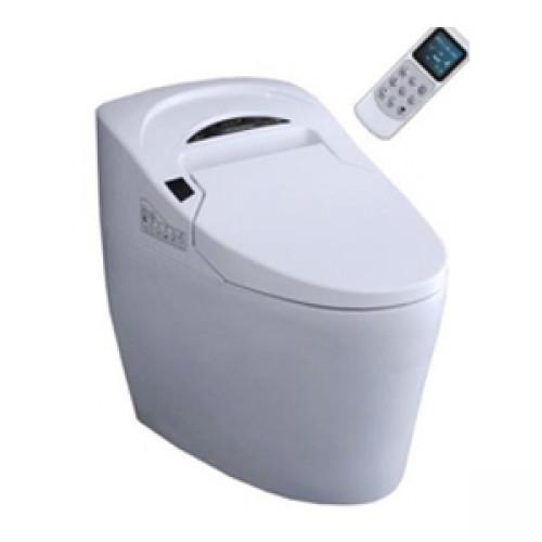 Intelligens toilet komplett wc berendezés öblítővel és elektromos bidével ellátva
