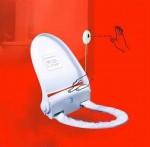 Higiénikus toalett wc ülőke higiéniás wc - szenzoros - érintés nélküli müködéssel