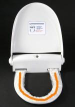Higiénikus toalett wc ülőke higiéniás wc - Ülőke melegítés funkcióval