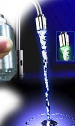 """LF-01 Led világító csap vízkiömlő """"perlátor"""" egység"""