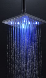 TLS-01 Esőztető fényzuhany (króm kivitel)